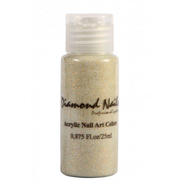 Vopsea Acrilica Auriul Light Glitter - DN060