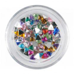 Pitricele in Forma de Triunghi-Colorate-Aprox 50 buc