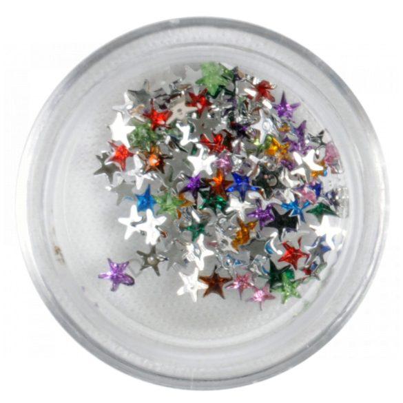 Pitricele in Forma de Stea-Colorat-Aprox 50 buc