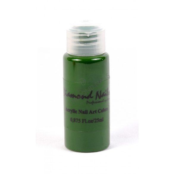 Vopsea acrilica Verde inchis -DN 016