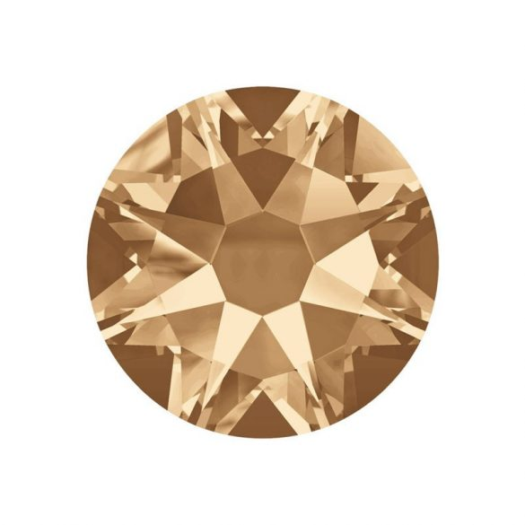 Pietre Swarovski, Topaz de Colorado Light, 50 buc
