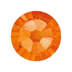 Pietre Swarovski, Orange, 100 buc.