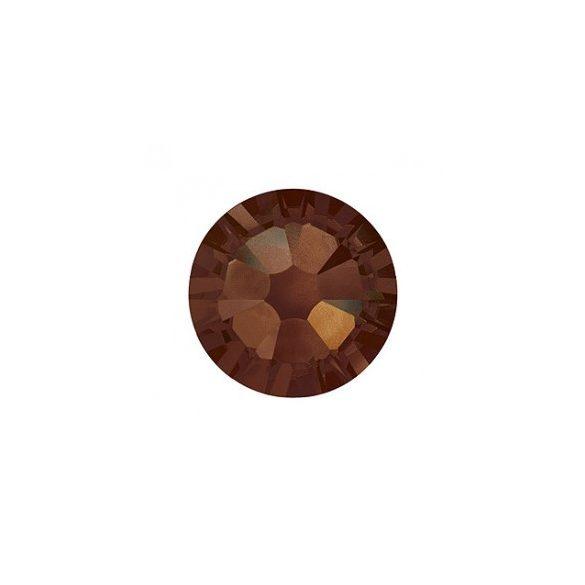 Pietre Swarovski, Smoked Topaz de Colorado, 100 buc.