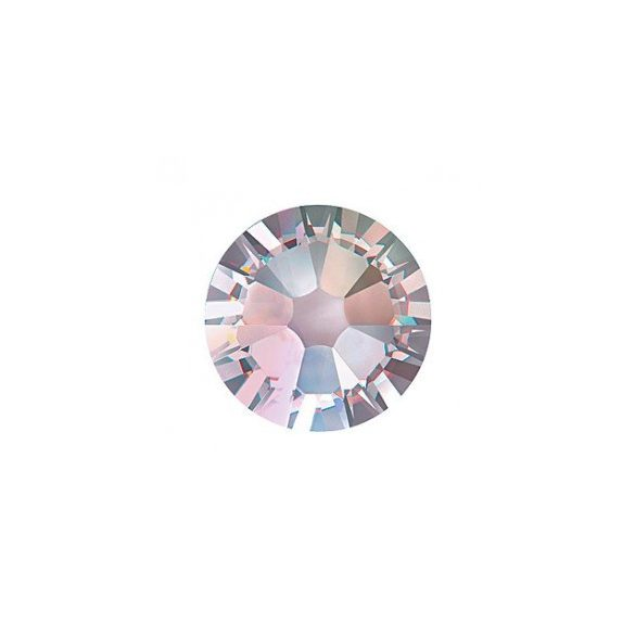 Pietre Swarovski Mari, Cristal AB, 100 buc.