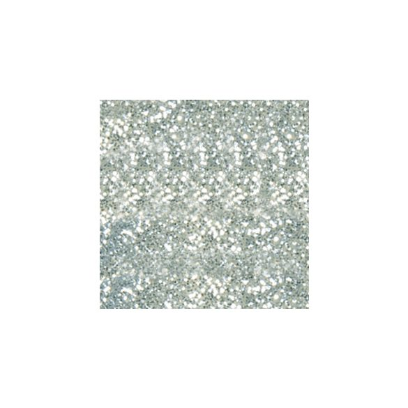 Praf Acryl Colorat - DN046 - Argintiu cu Sclipici - 3gr