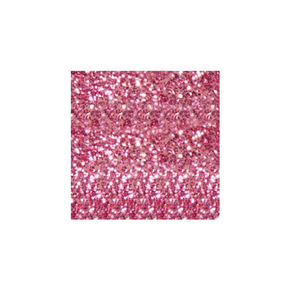 Praf Acryl Colorat - DN047 - Roz cu Sclipici -3gr