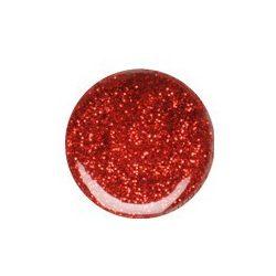 Geluri UV Colorate - Rosu cu sclipici - 5 grame. #070