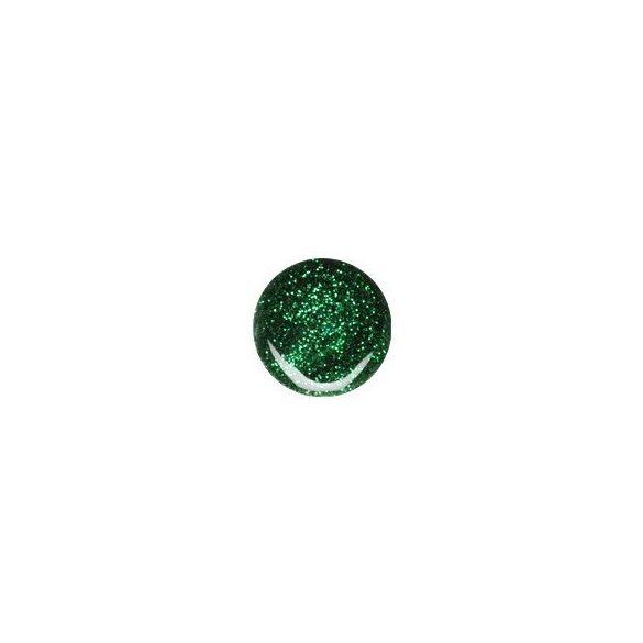Geluri UV Colorate - Verde cu sclipici - 5 grame. #073