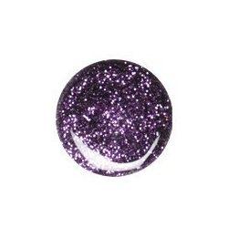 Geluri UV Colorate - Mov cu sclipici - 5 grame. #075