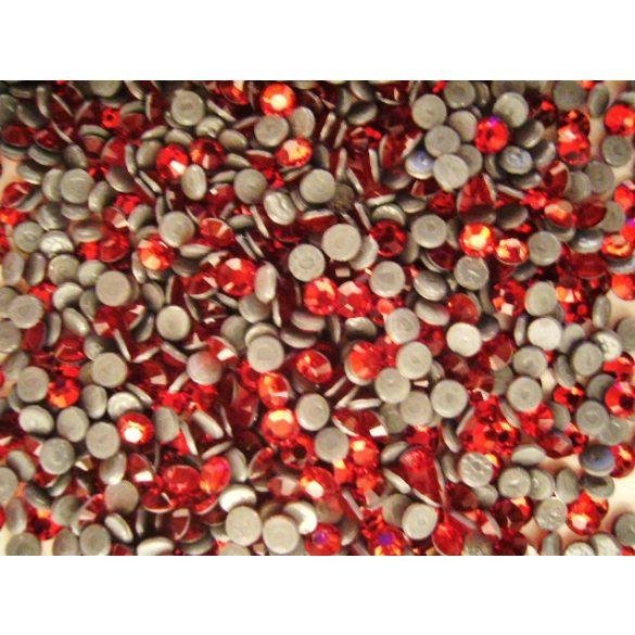 Pietre Swarovski Metalice, Rosu , 20buc