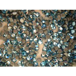 Pietre Swarovski Metalice, Safir light, 50buc