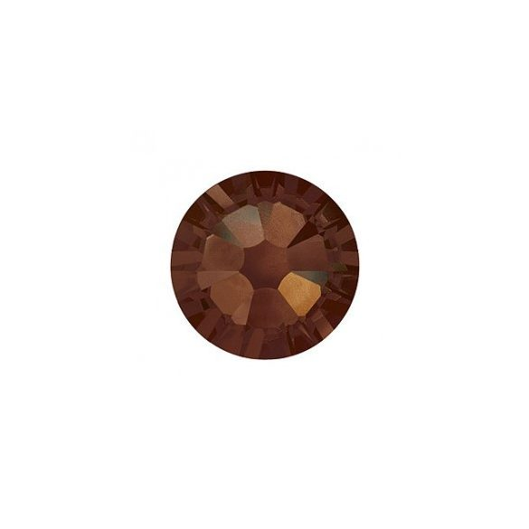 Pietre Swarovski Mari, Smoked Topaz de Colorado, 100 buc.