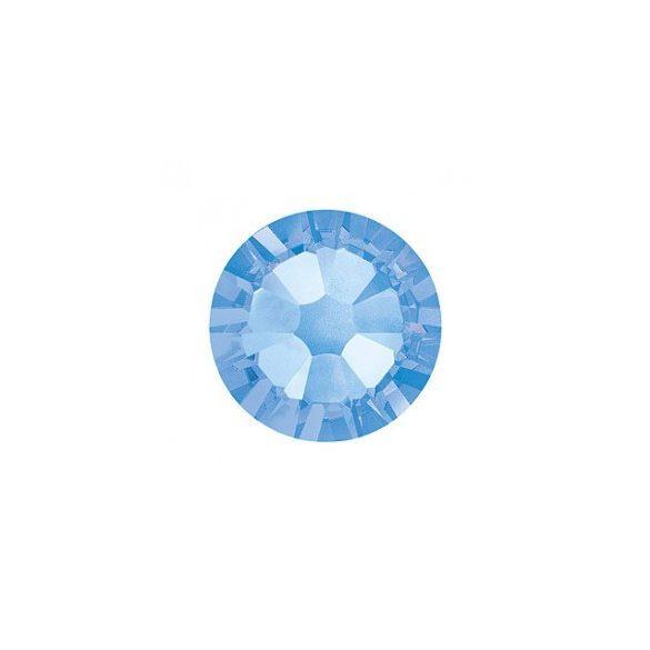 Pietre Swarovski, Albastru Light, Mari, 100 buc.